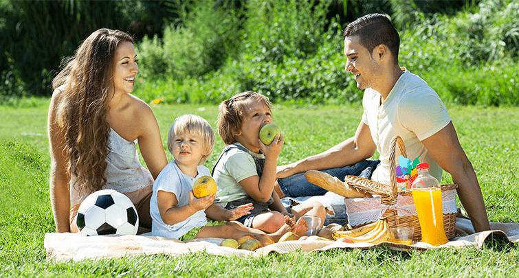 porodični trening