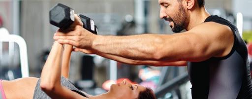 fitness trener